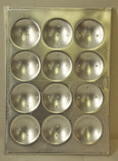 Aluminum Idli Making Tray - 12 Large Idlis