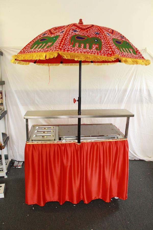 Dosa & Chaat Counter | Portable