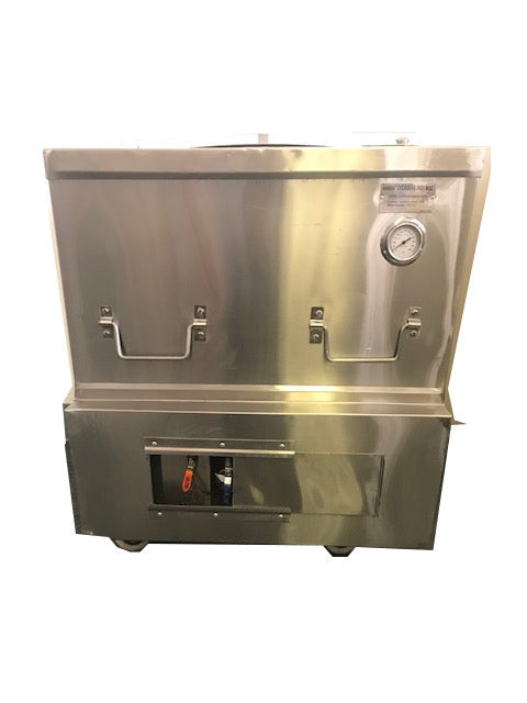 "Commercial Restaurant Tandoor Oven | Authentic NSF Certified 34""X34""X37"""