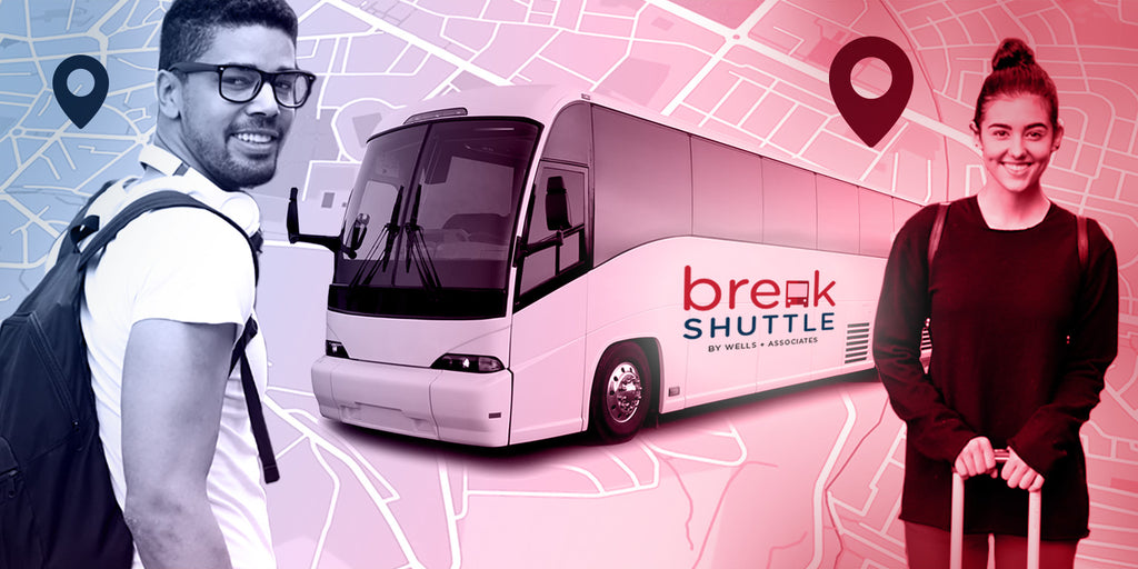 BreakShuttle Joins Wells + Associates' University Transportation Practice