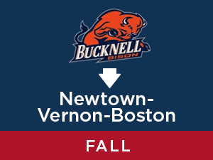 Fall-2019: Bucknell TO Newtown - Vernon - Boston