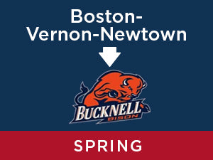 Spring-2020: Bucknell FROM Boston - Vernon - Newtown