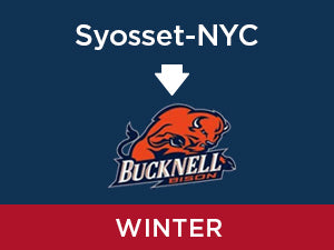 Winter-2020: Bucknell FROM Syosset - NYC