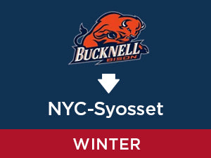 Winter-2019: Bucknell TO NYC - Syosset