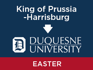 Easter-2020: Duquesne FROM King of Prussia - Harrisburg