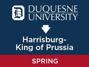Spring-2020: Duquesne TO Harrisburg - King of Prussia
