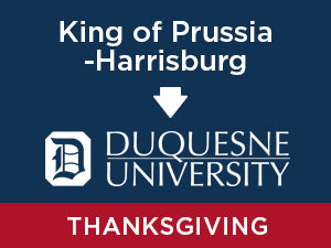 Thanksgiving-2019: Duquesne FROM Harrisburg - King of Prussia