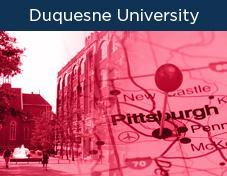 Easter-2018: Duquesne University FROM King of Prussia - Harrisburg
