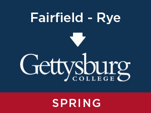 Spring-2020: Gettysburg FROM Fairfield, CT - Rye, NY