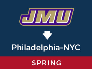 Spring-2020: James Madison TO Philadelphia - NYC