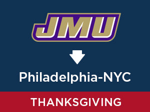Thanksgiving-2019: James Madison TO Philadelphia - NYC