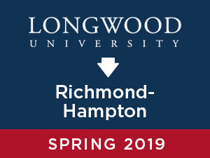 Spring-2019: Longwood University TO Richmond - Hampton