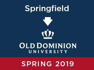 Spring-2019: Old Dominion University FROM Springfield, VA
