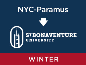 Winter-2020:  St. Bonaventure FROM NYC - Paramus