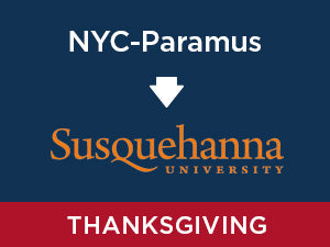 Thanksgiving-2019: Susquehanna FROM NYC - Paramus