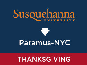 Thanksgiving-2019: Susquehanna TO Paramus- NYC