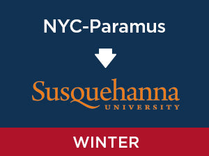 Winter-2020: Susquehanna FROM NYC - Paramus