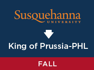 Fall-2019: Susquehanna TO King of Prussia - PHL Airport