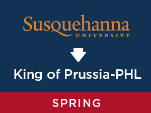 Spring-2020: Susquehanna TO King of Prussia - PHL