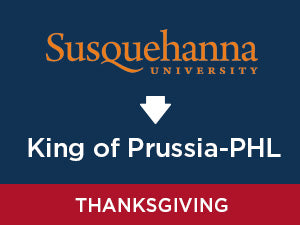 Thanksgiving-2019: Susquehanna TO King of Prussia - PHL Airport