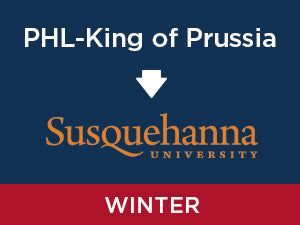 Winter-2020: Susquehanna FROM PHL Airport - King of Prussia