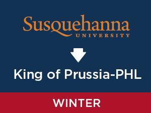 Winter-2019: Susquehanna TO King of Prussia- PHL