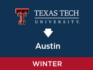 Winter-2019: Texas Tech TO Austin