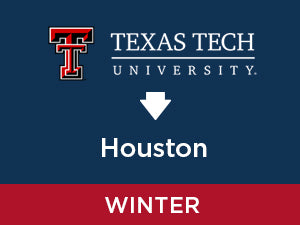 Winter-2019: Texas Tech TO Houston