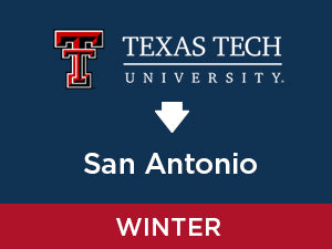 Winter-2019: Texas Tech TO San Antonio