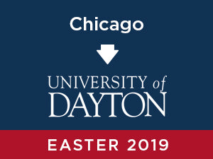Easter-2019: University of Dayton FROM Chicago