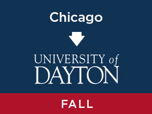 Fall-2019: Dayton FROM Chicago