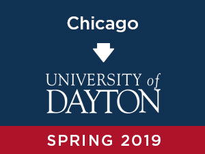 Spring-2019: University of Dayton FROM Chicago