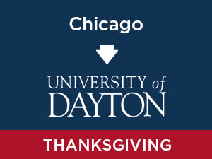 Thanksgiving-2019: Dayton FROM Chicago