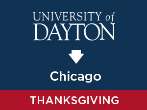 Thanksgiving-2019: Dayton TO Chicago