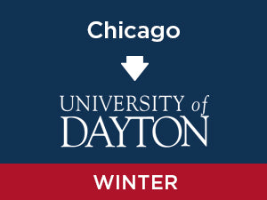 Winter-2020: Dayton FROM Chicago