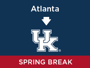 Spring-2020: Kentucky FROM Atlanta