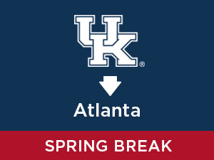 Spring-2020: Kentucky TO Atlanta