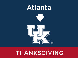 Thanksgiving-2019: Kentucky FROM Atlanta