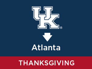 Thanksgiving-2019: Kentucky TO Atlanta