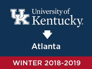 Winter-2018: University of Kentucky TO Atlanta