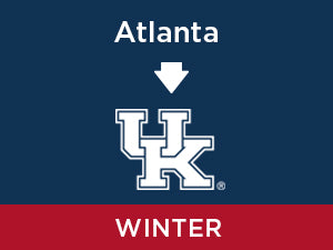 Winter-2020: Kentucky FROM Atlanta