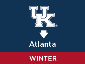 Winter-2019: Kentucky TO Atlanta