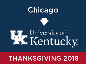Thanksgiving-2018: University of Kentucky FROM Chicago
