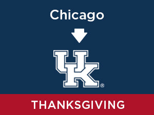 Thanksgiving-2019: Kentucky FROM Chicago