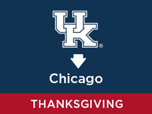 Thanksgiving-2019: Kentucky TO Chicago