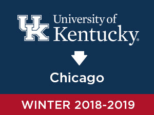 Winter-2018: University of Kentucky TO Chicago