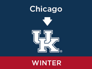 Winter-2020: Kentucky FROM Chicago