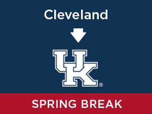 Spring-2020: Kentucky FROM Cleveland