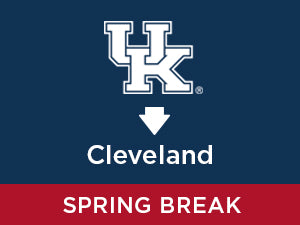 Spring-2020: Kentucky TO Cleveland