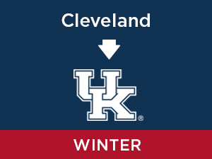 Winter-2020: Kentucky FROM Cleveland